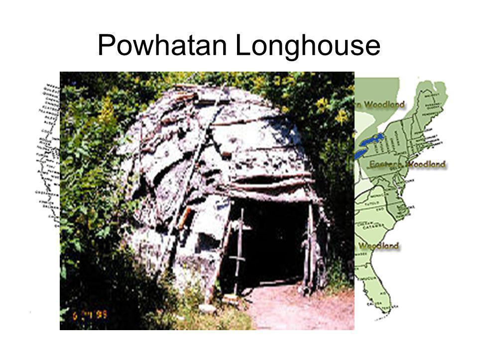 Powhatan Occupations Powhatan Indians: Powhatan Indians: Hunted deer, turkeys, rabbits Hunted deer, turkeys, rabbits Fished in nearby lakes, rivers, a
