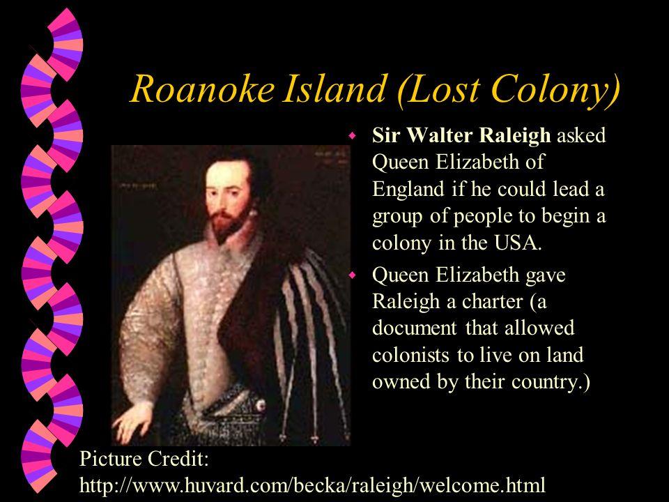 Roanoke Island, Jamestown & Plymouth Rock Mountain View Elementary School Harrisonburg, Virginia 22801