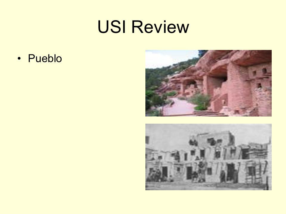 USI Review Pueblo
