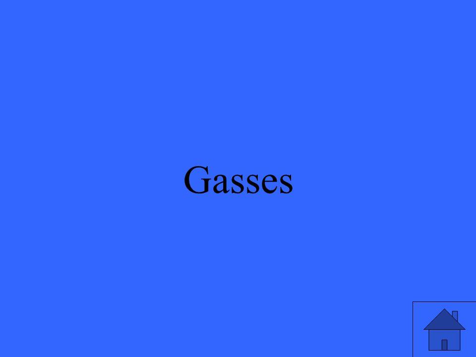 Gasses