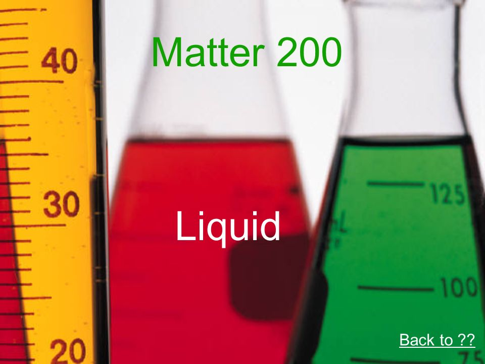 Matter 200 Liquid Back to