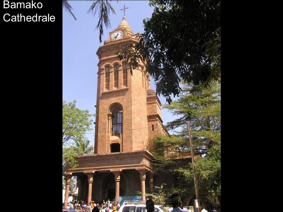 Bamako Cathedrale