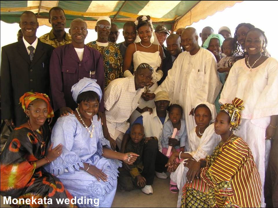 Monekata wedding