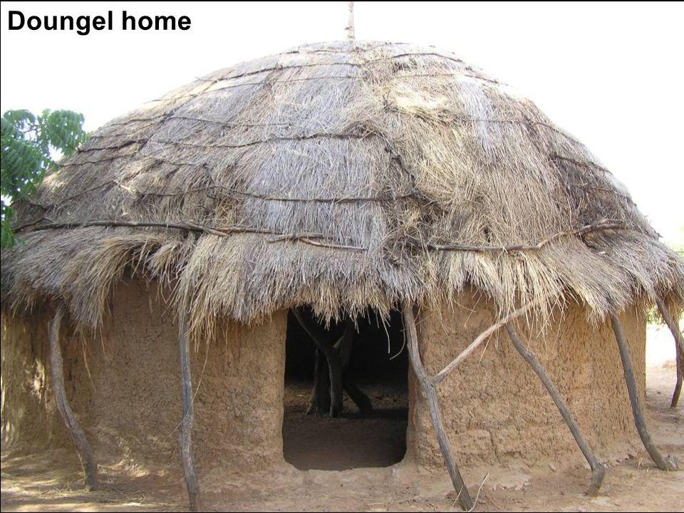 Doungel home