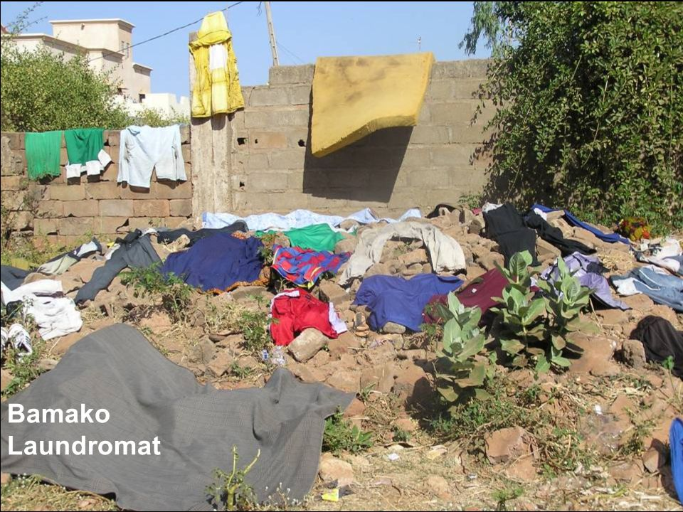 Bamako Laundromat
