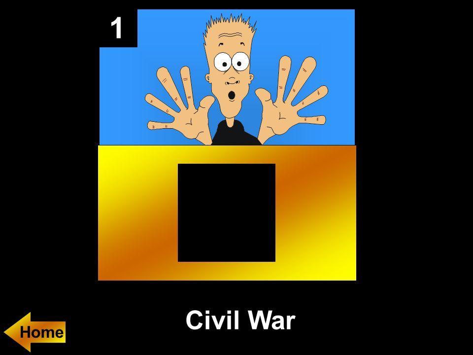 1 Civil War Home