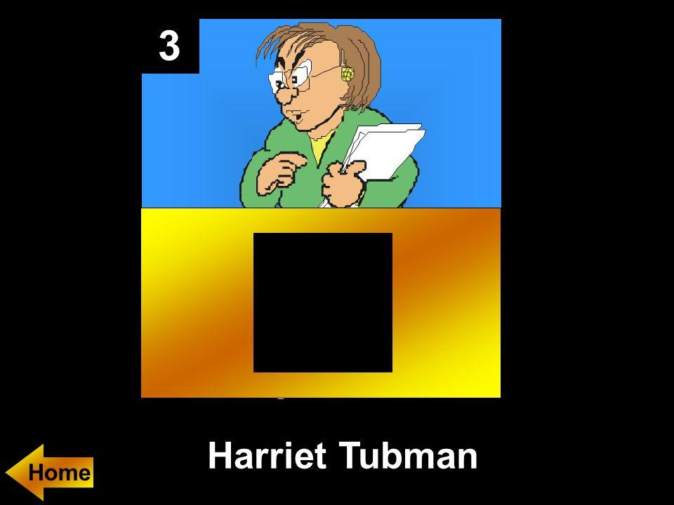 3 Harriet Tubman Home