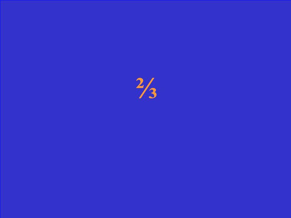 3y = 2x - 1