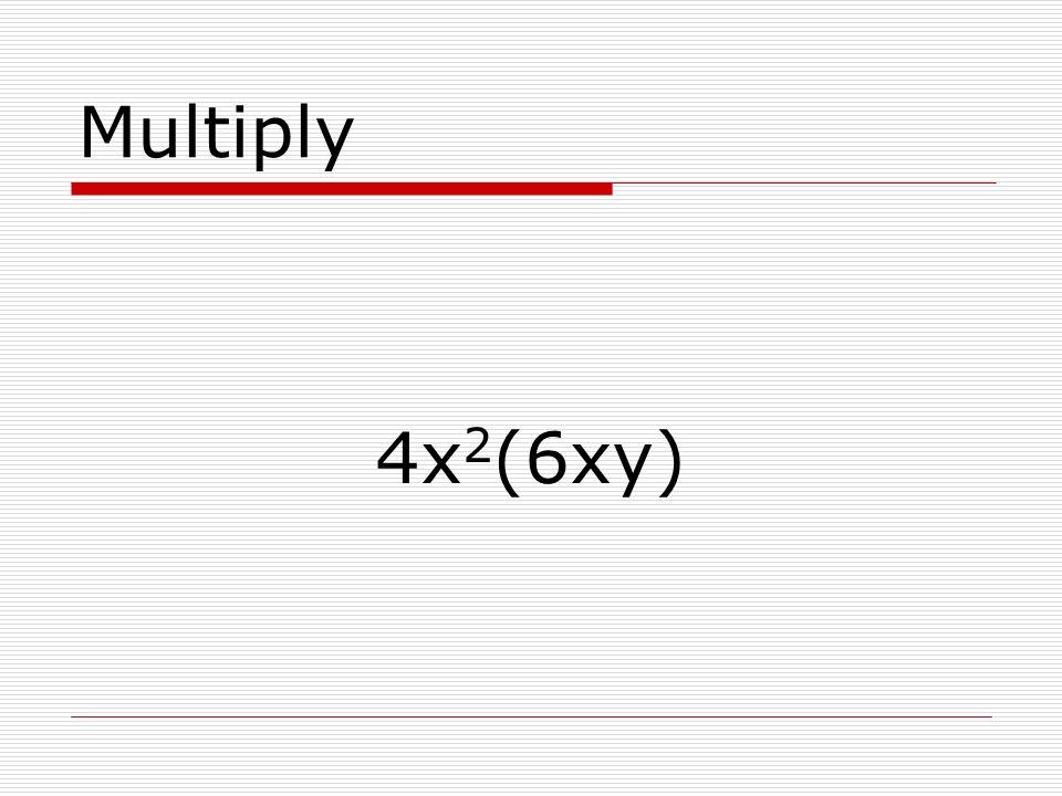 Multiply (2x - 4y)(2x + 4y)