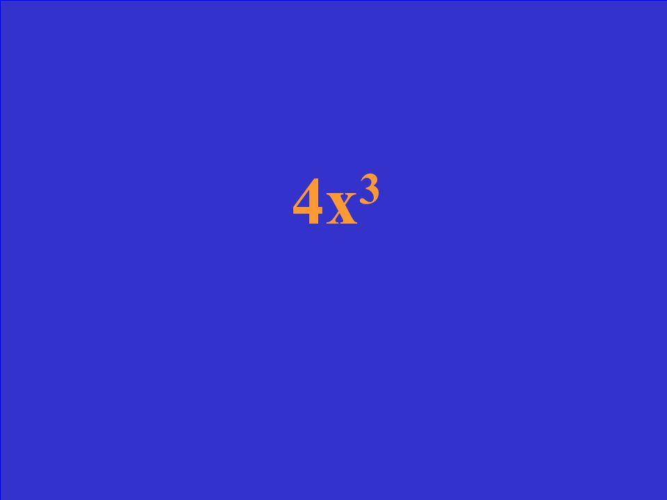 12x 5 3x 2