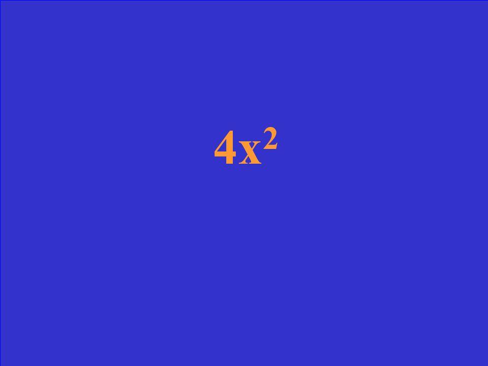 4x 2 y 0