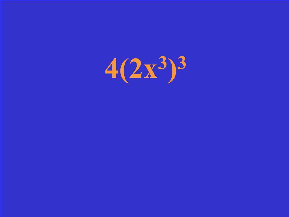 36x 2 y 6