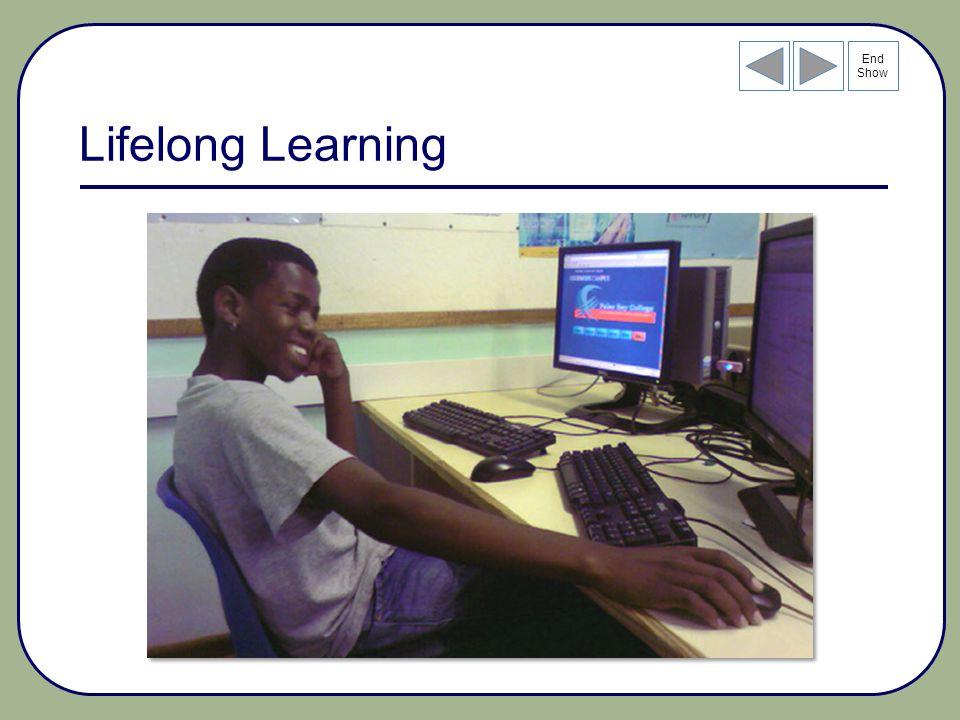 End Show Lifelong Learning