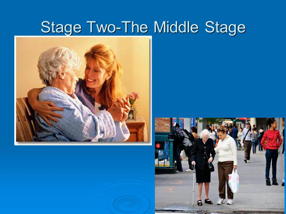 Stage Two-The Middle Stage