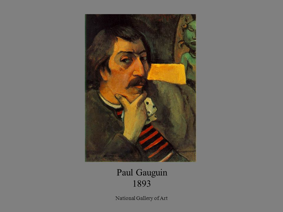 Paul Gauguin 1893 National Gallery of Art