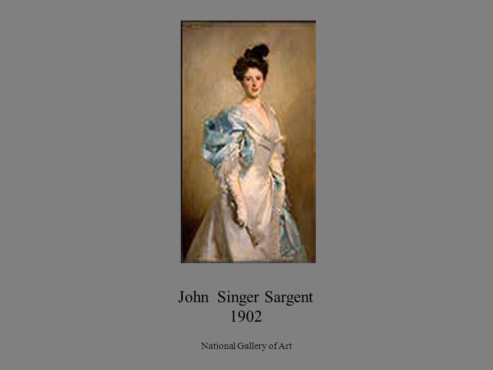 John Singer Sargent 1902 National Gallery of Art