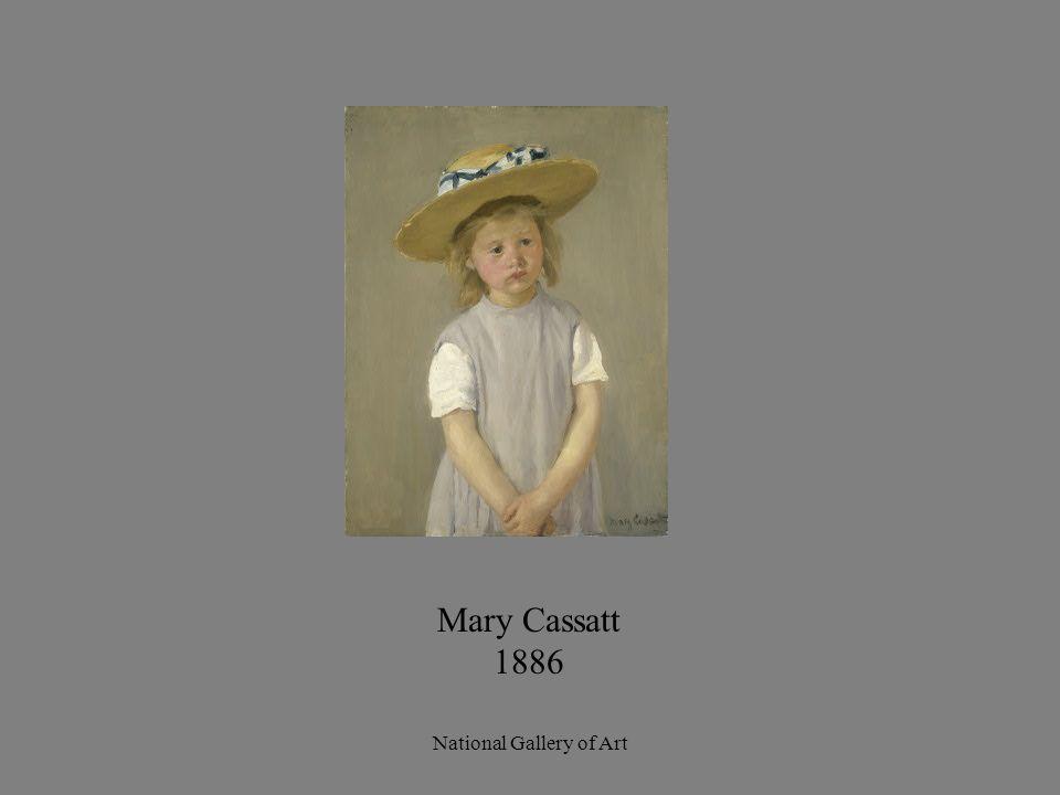 Mary Cassatt 1886 National Gallery of Art