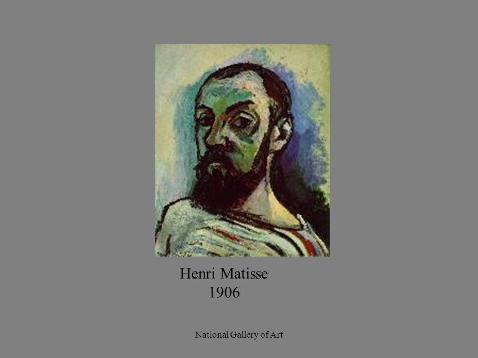 Henri Matisse 1906 National Gallery of Art