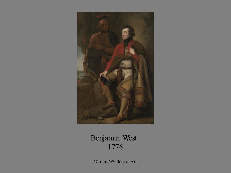Benjamin West 1776 National Gallery of Art