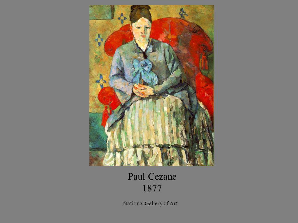 Paul Cezane 1877 National Gallery of Art