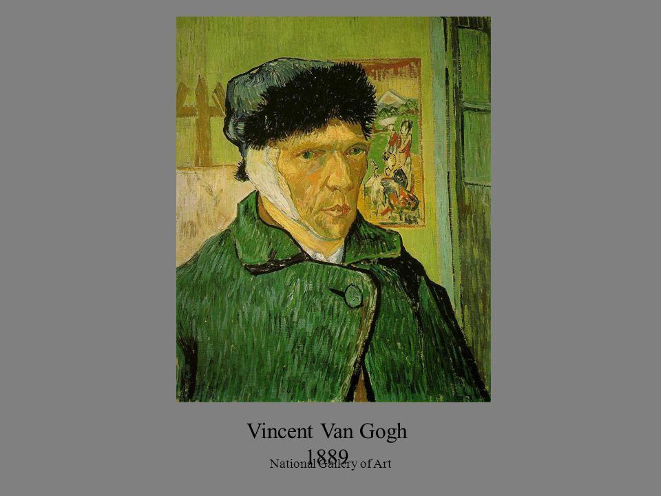 Vincent Van Gogh 1889 National Gallery of Art