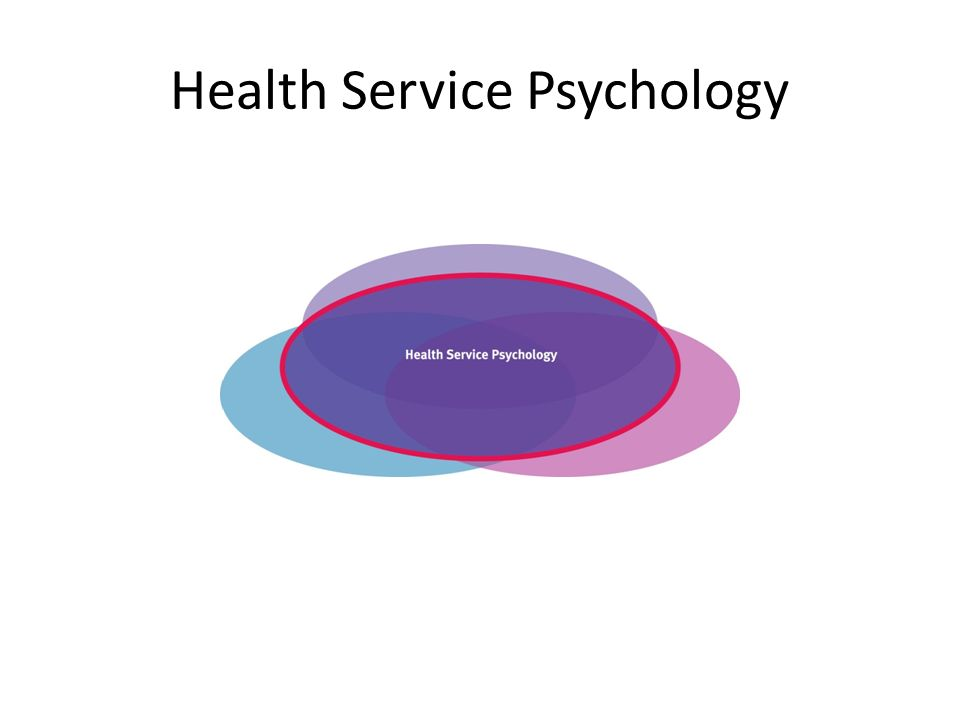 Health Service Psychology