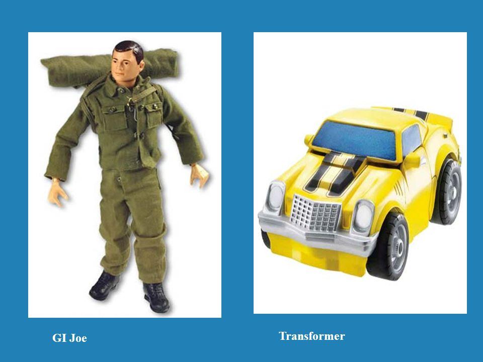 GI Joe Transformer