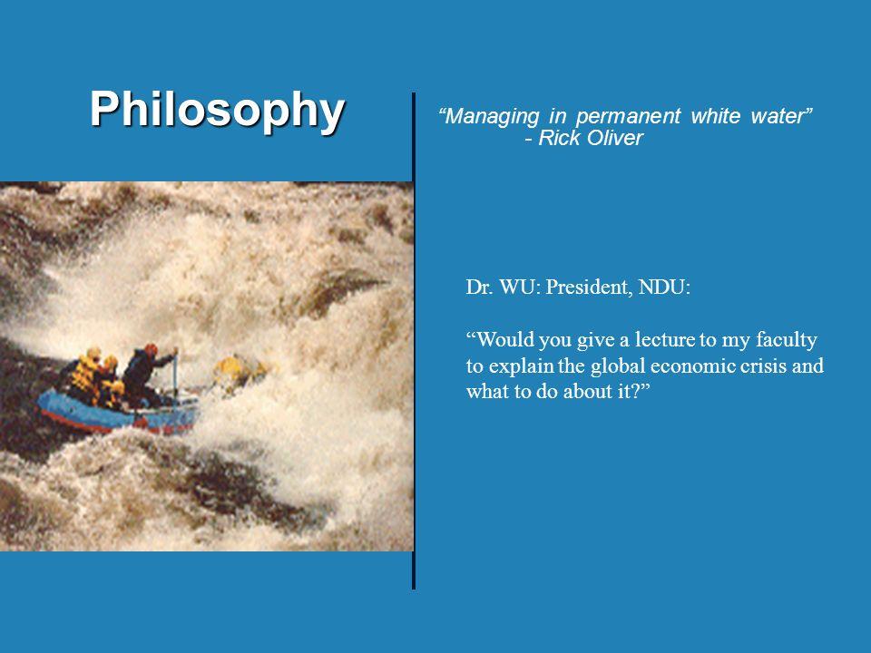 Philosophy Dr.