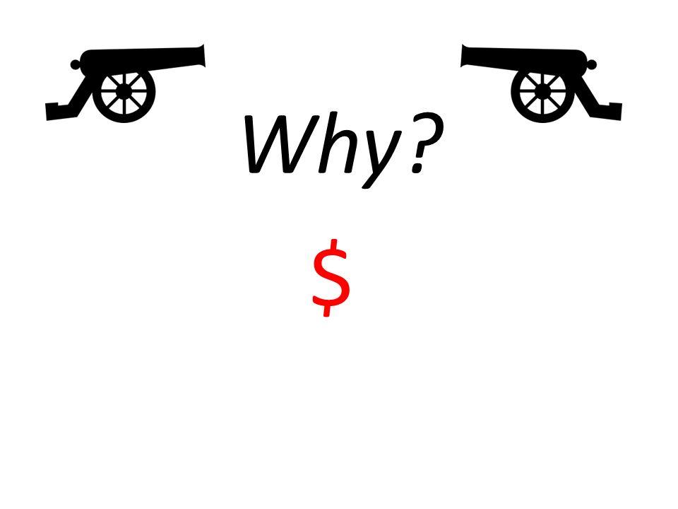 Why $