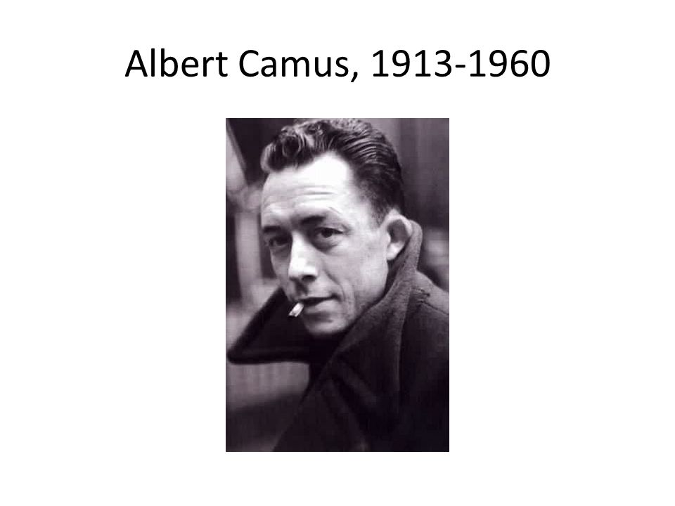 camus lyrical essays