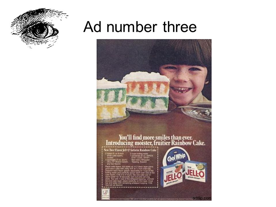 Ad number three
