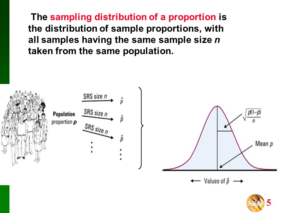 Slide Slide 16 Fill in the bottom row (part b): (For each statistic, find the mean from part (a)) Mean of statistics : ___ ___ ___ ___ ____ ____ Population Parameter: ___ ___ ___ ___ ____ ____ Does the sample statistic target the population parameter.