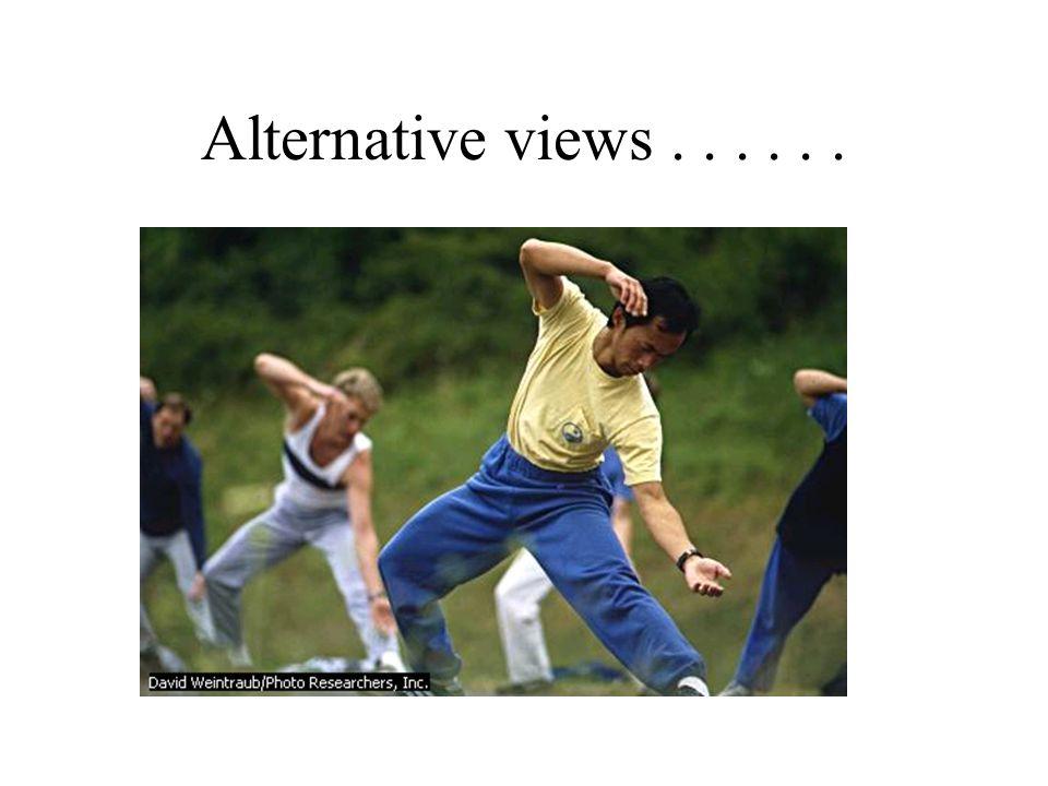 Acupuncture:Stimulation of nerve centers