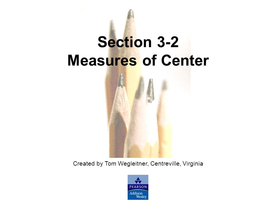 Slide Slide 6 Copyright © 2007 Pearson Education, Inc Publishing as Pearson Addison-Wesley.