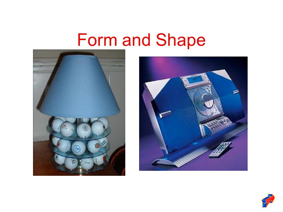 Form and Shape
