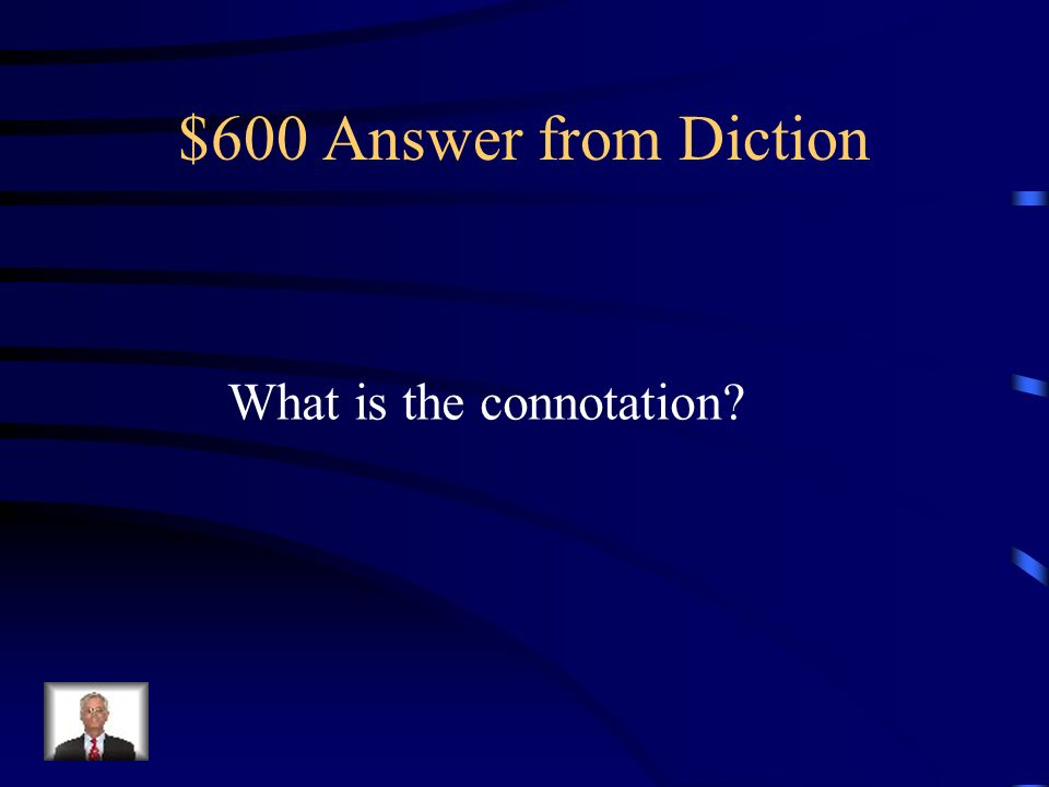 $600 Question from Diction The association that procrastination equals laziness.
