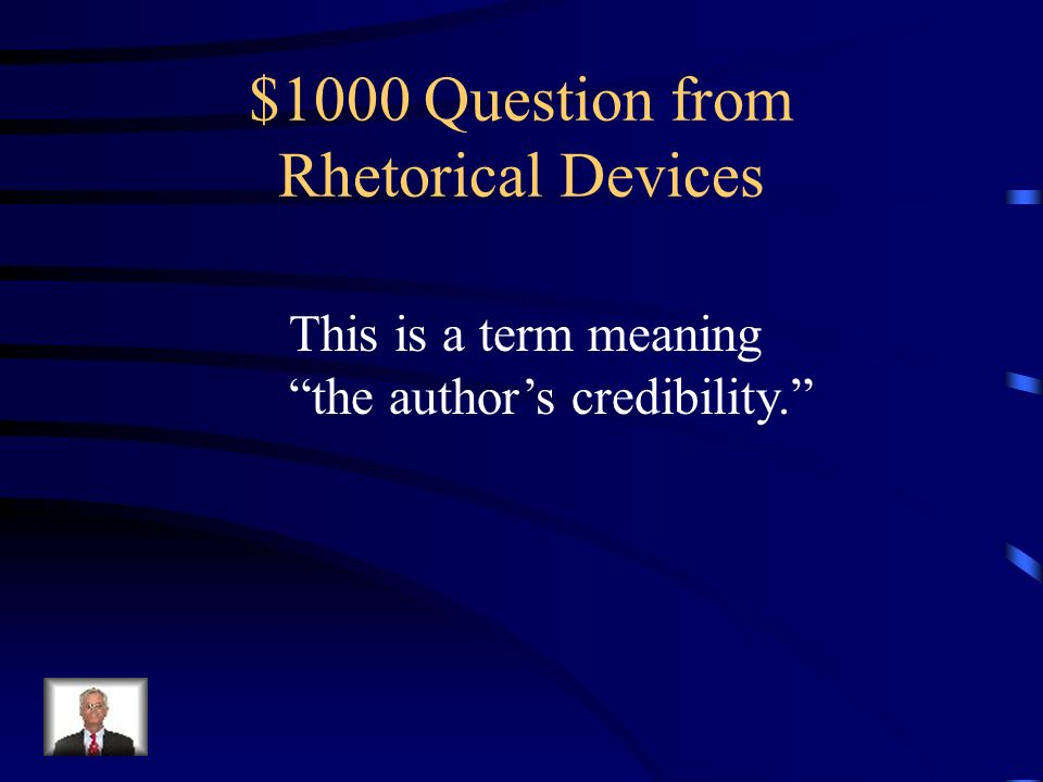 $800 Answer from Rhetorical Devices What is parataxis?