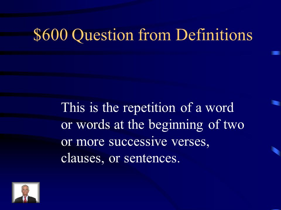 $400 Answer from Definitions What is satire?