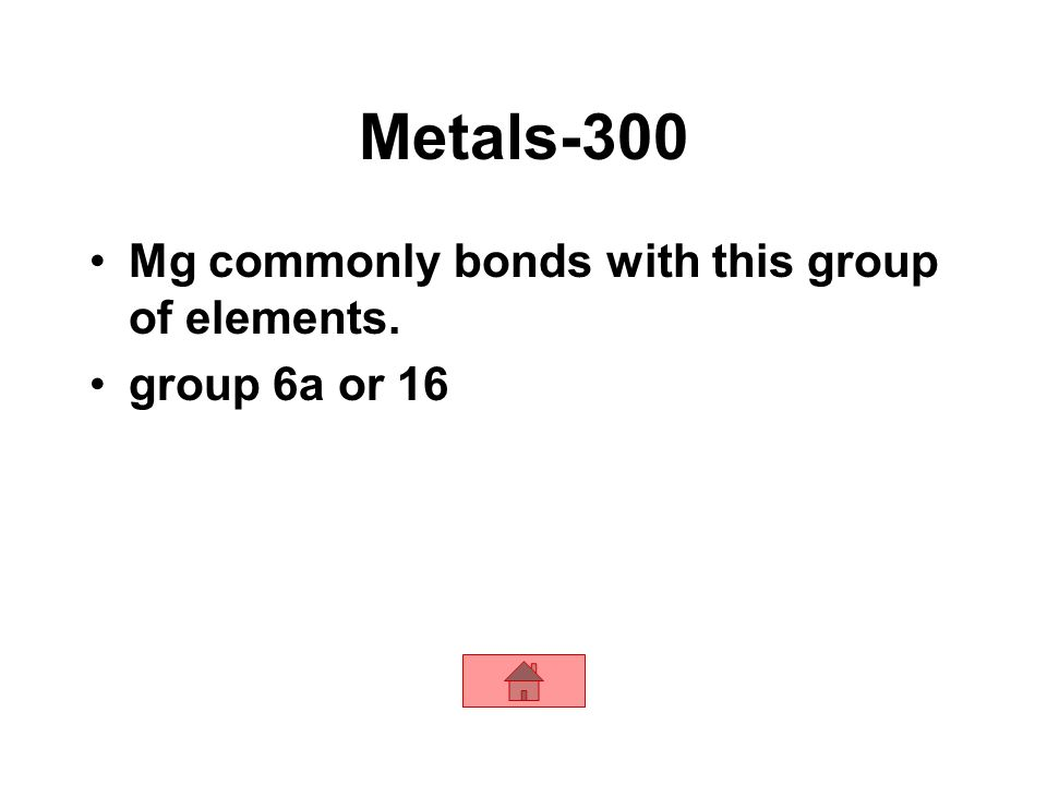Metals-200 metals make up this much of all the elements. 75%
