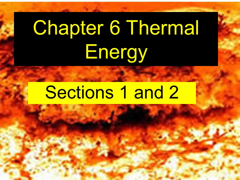 Equation for change in Energy or transfer of thermal energy Mass x specific heat x change in temperature Heat added = specific heat x mass x (tfinal - tinitial )