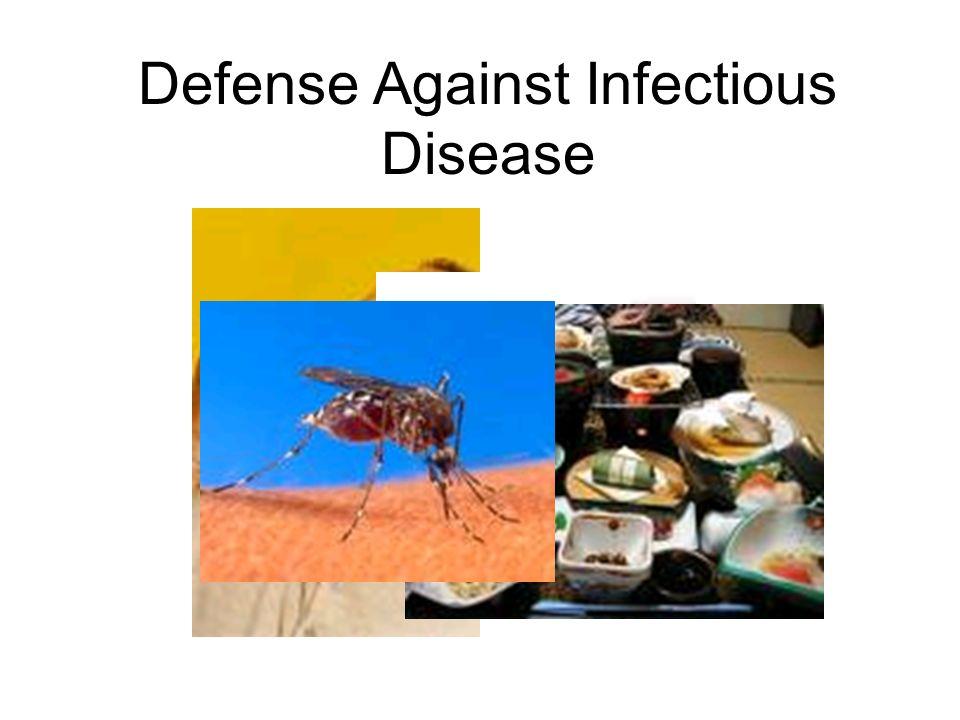 Defense Against Infectious Disease
