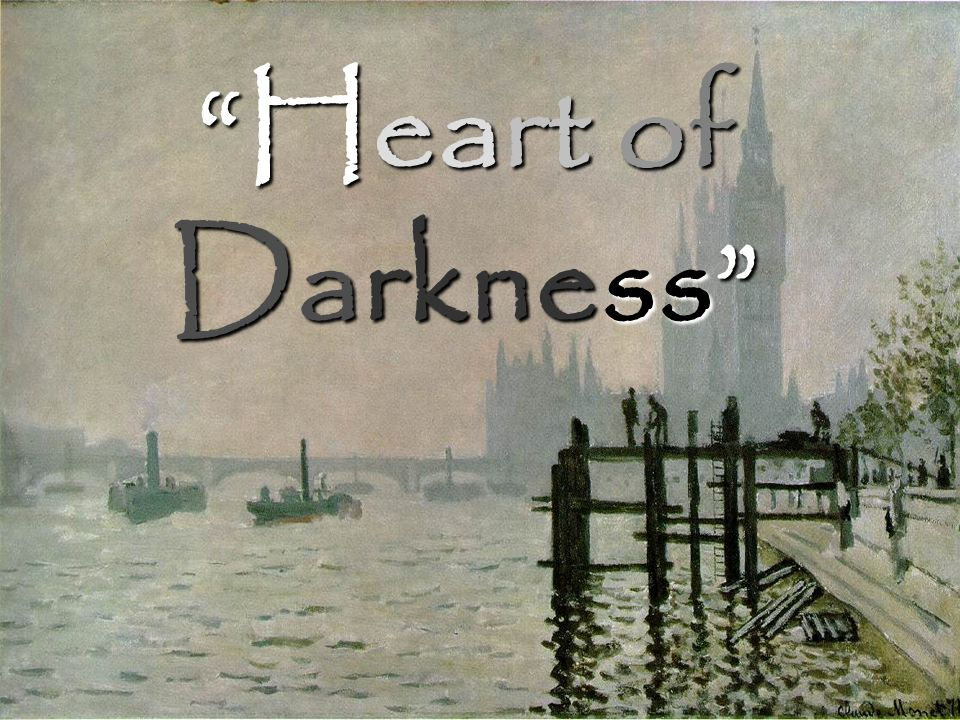 things fall apart and heart of darkness essay