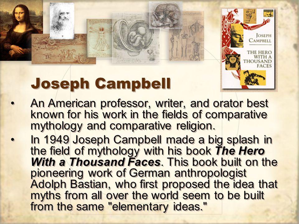 Joseph Campbells Monomyth The Heros Journey