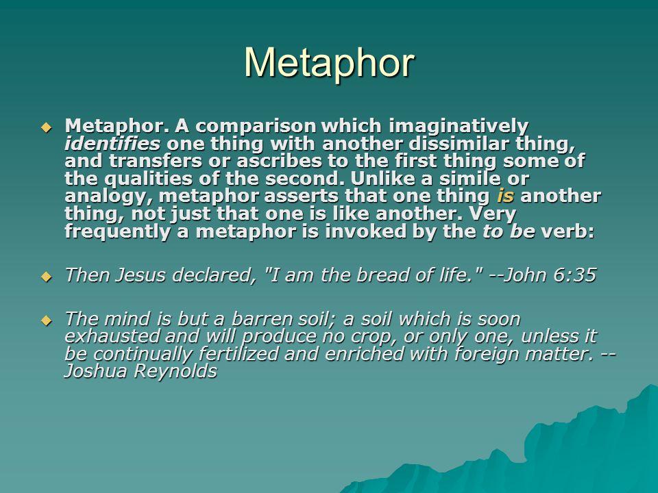 Metaphor Metaphor.