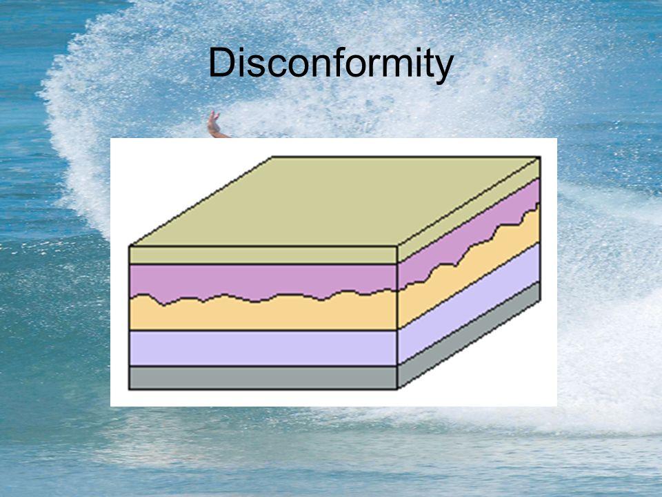 Disconformity
