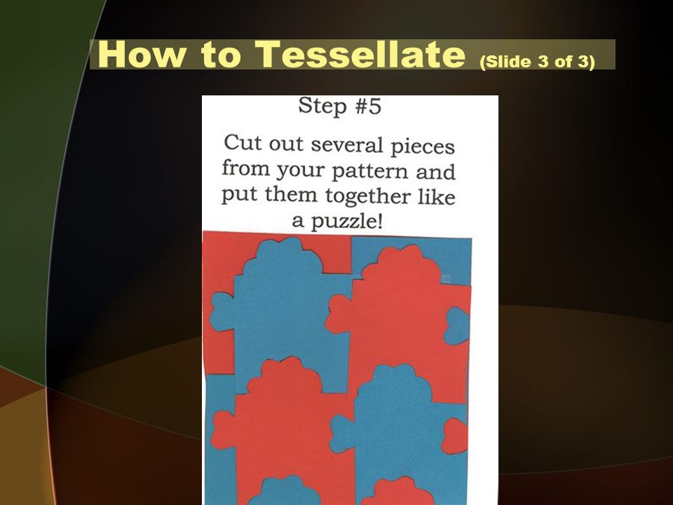 How to Tessellate (Slide 3 of 3)