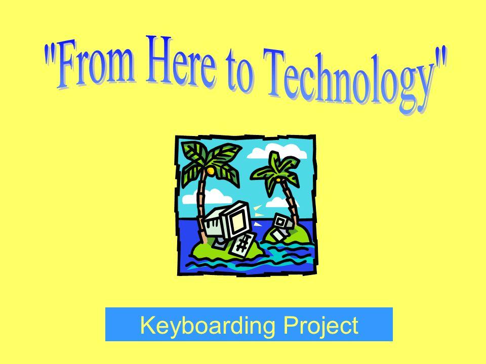 Keyboarding Project