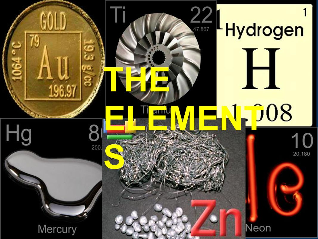 THE ELEMENT S
