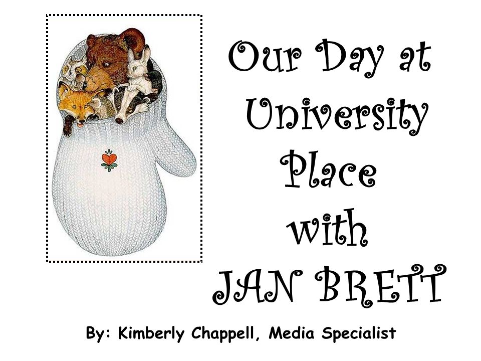Book Signing With Jan Brett!!!