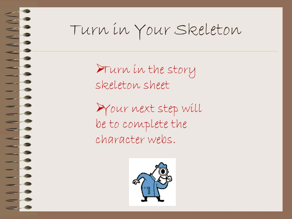 Write Your First Sentence Grab the readers attention and make them want to read the rest of the story. Begin with action, and with something interesti
